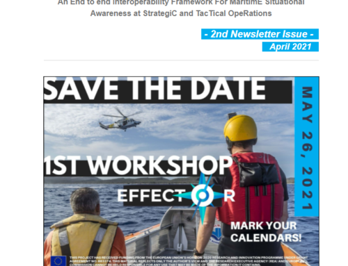 2nd EFFECTOR Newsletter issue published!