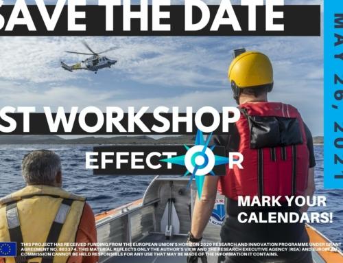 1st EFFECTOR Workshop | Few days left to register!