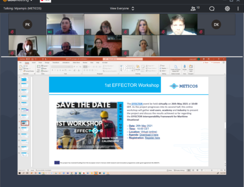 1st H2020 BES Cluster Online Meeting